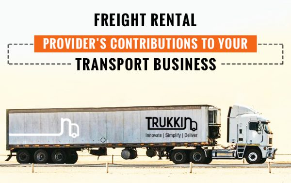 Freight Rental Provider's