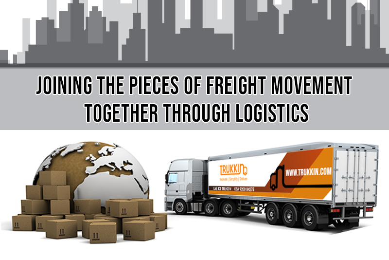 Joining the Pieces of Freight Movement Together through Logistics
