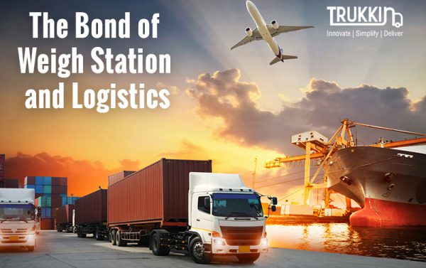 The Bond of Weigh Station and Logistics