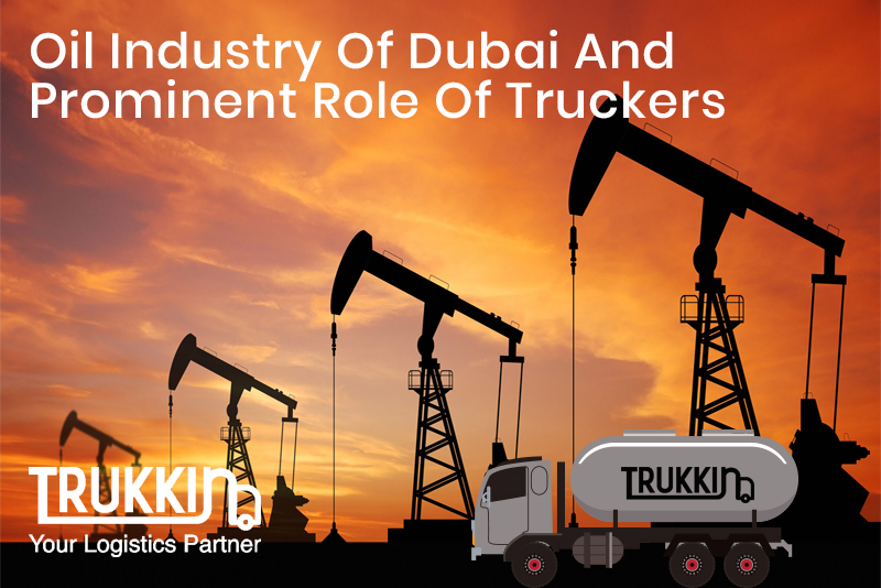 Oil Industry Of Dubai