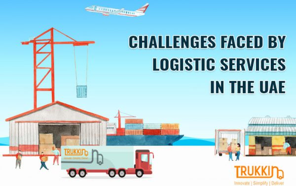 Challenges Faced By Logistic Services