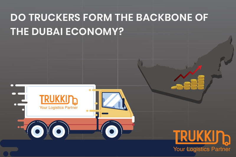 Truckers are Backbone Of the Dubai Economy