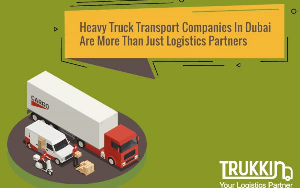 Heavy Truck Transport Companies